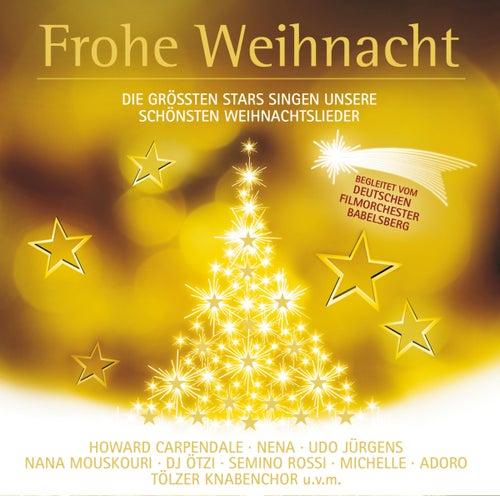 FROHE WEIHNACHT von Stars Zur Weihnacht