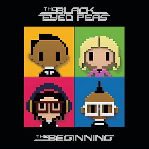 The Beginning (Deluxe) by Black Eyed Peas