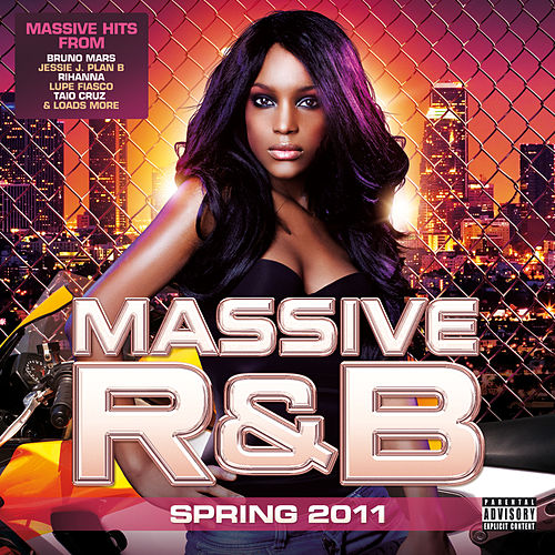 Massive R&B Spring 2011 (Streaming Version) by Various Artists