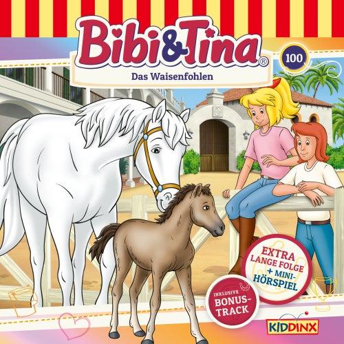 Folge 100: Das Waisenfohlen (Extra lange Folge) von Bibi & Tina