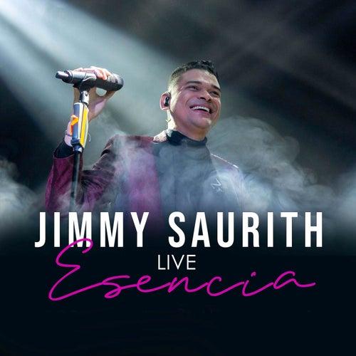 Esencia (Live) de Jimmy Saurith