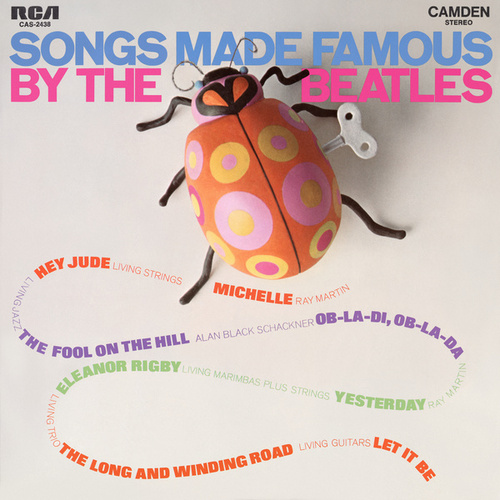 Hits Made Famous By The Beatles de Various Artists