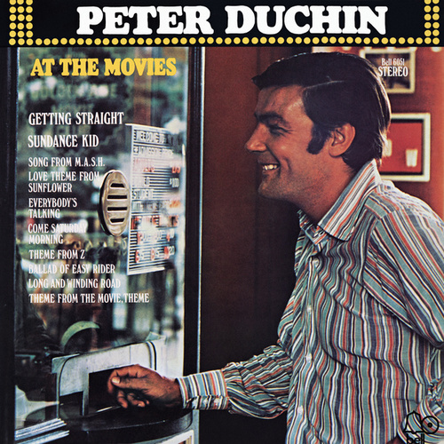 Peter Duchin At The Movies by Peter Duchin