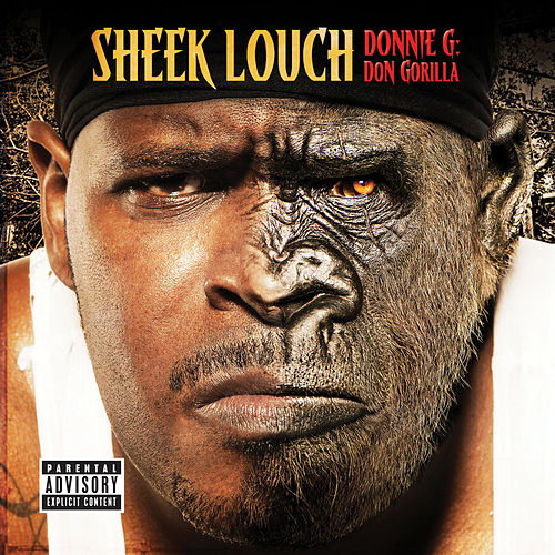 DONNIE G: Don Gorilla von Sheek Louch