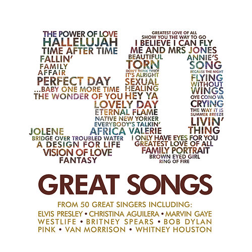 50 Great Songs by Various Artists