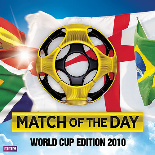 Match Of The Day - World Cup Edition by Various Artists