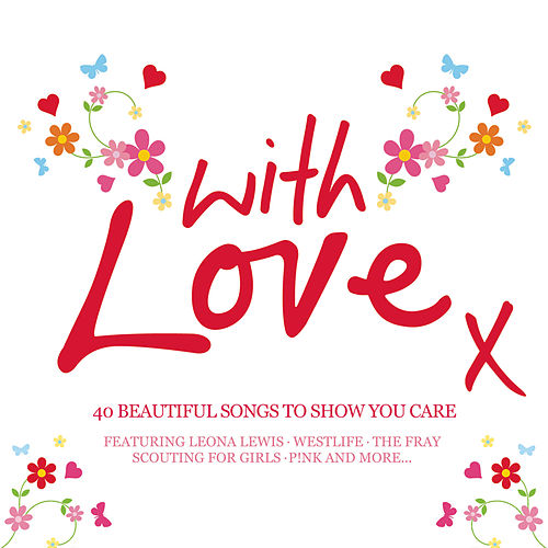 With Love de Various Artists