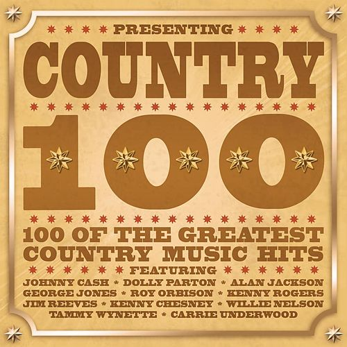 Country 100 by Various Artists