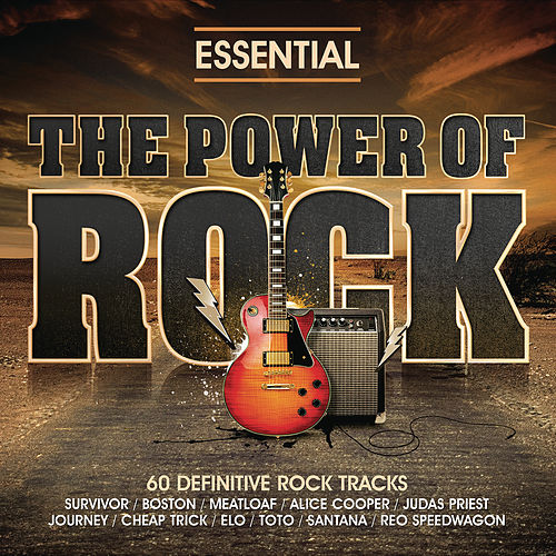 Essential Rock - Definitive Rock Classics And Power Ballads by Various Artists