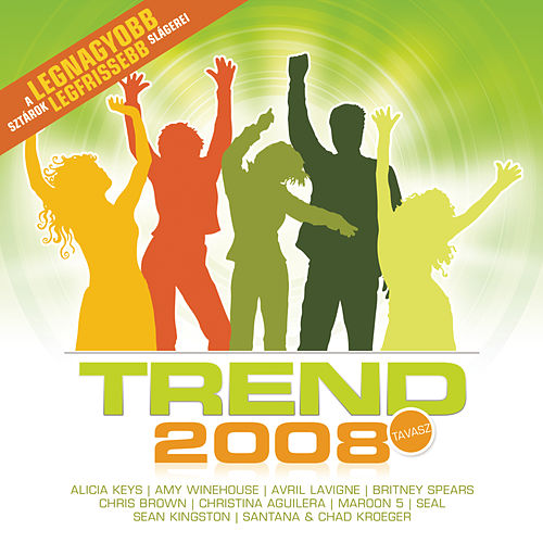 Trend 2008 Tavasz by Various Artists