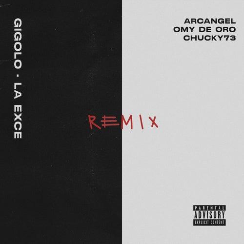 Blanco Negro (Remix) de Gigolo Y La Exce