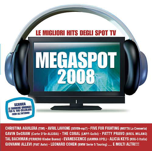 Megaspot  2008 di Various Artists
