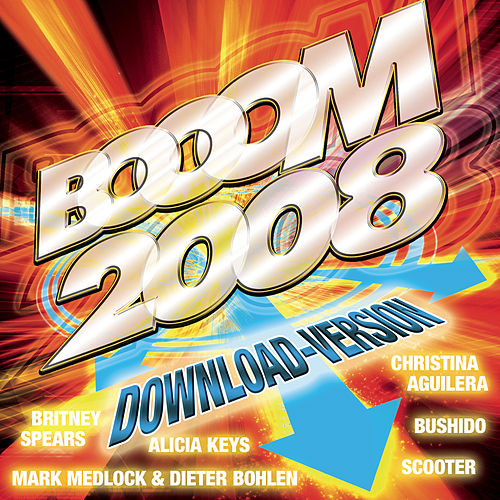 Booom 2008 - The First de Various Artists