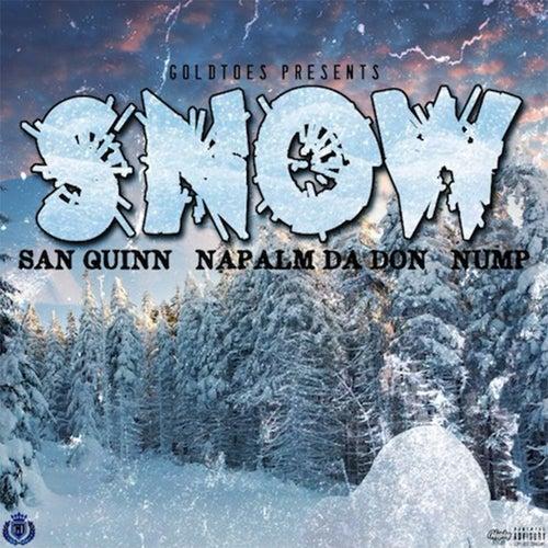 Snow (feat. Napalm Da Don & Nump) by San Quinn