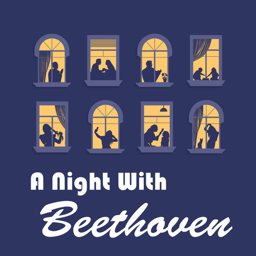A Night with Beethoven by Ludwig van Beethoven