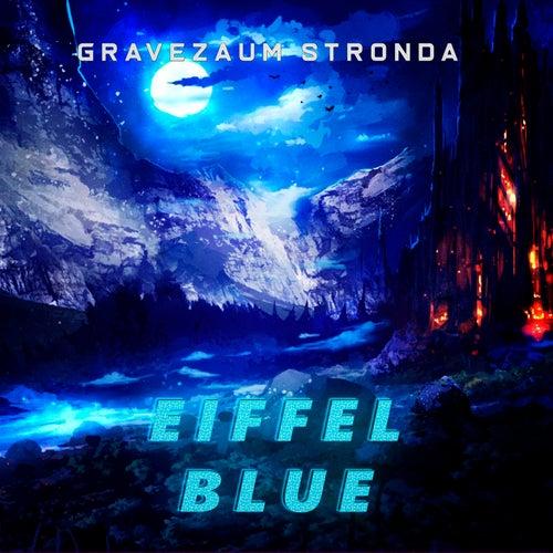 Beat Eiffel Blue by Gravezaum Stronda