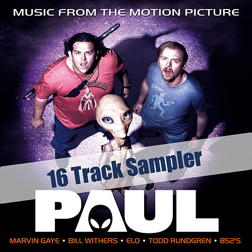 PAUL OST (Streaming Version) by Various Artists
