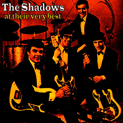 The Shadows At Their Very Best von The Shadows