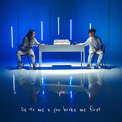 Lie to Me X You Broke Me First by AVA