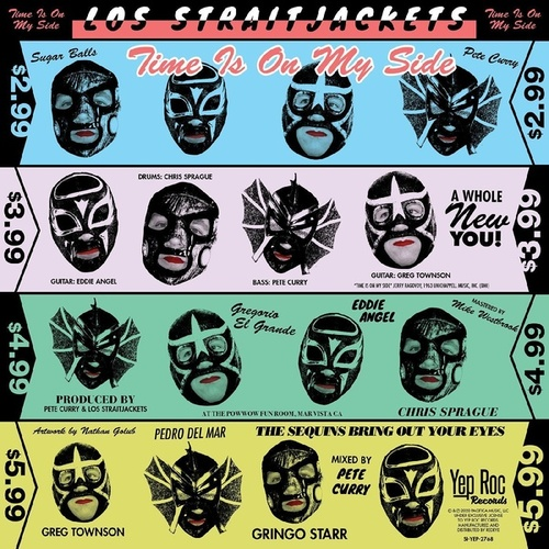 Time Is on My Side de Los Straitjackets