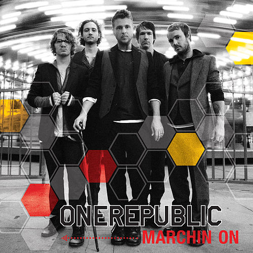 Marchin On (German Version) von OneRepublic