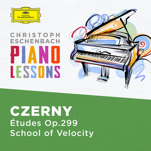 Piano Lessons - Czerny: 40 Etudes, Op. 299 The School of Velocity de Christoph Eschenbach