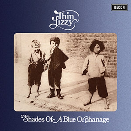 Shades Of A Blue Orphanage de Thin Lizzy