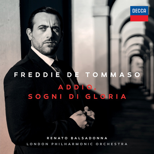 Innocenzi: Addio, sogni di Gloria (Arr. Mancini) by Freddie De Tommaso