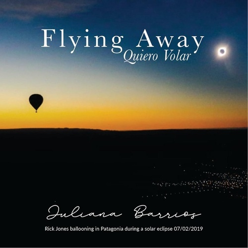 Flying Away by Juliana Barrios