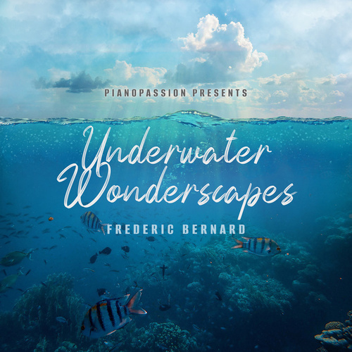 Underwater Wonderscapes by Frederic Bernard