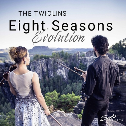 Eight Seasons Evolution by The Twiolins