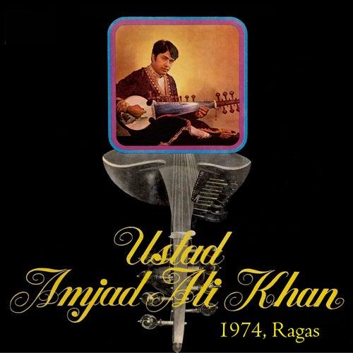 1974, Ragas de Amjad Ali Khan