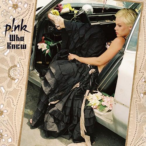 Who Knew von Pink