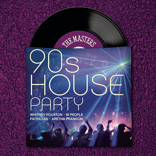 Masters Series - 90's House Party de Various Artists