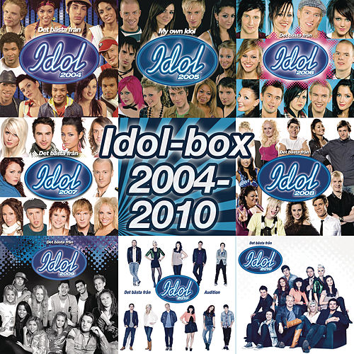 Idol Box by Various Artists