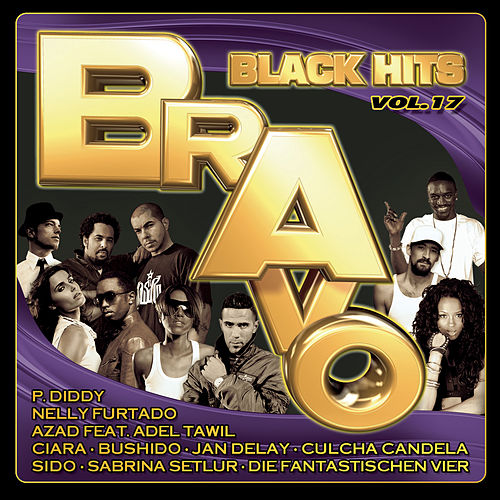 Bravo Black Hits Vol. 17 de Various Artists