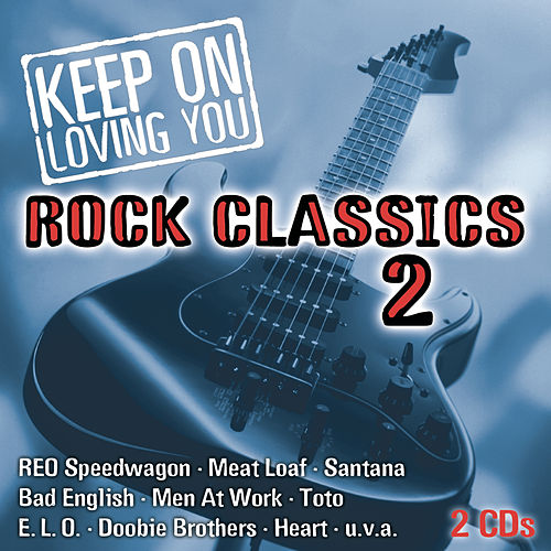 Rock Classics Vol. 2 de Various Artists