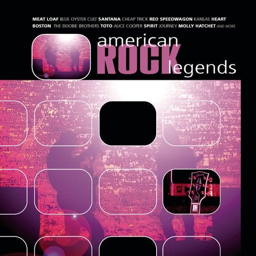American Rock Legends de Various Artists