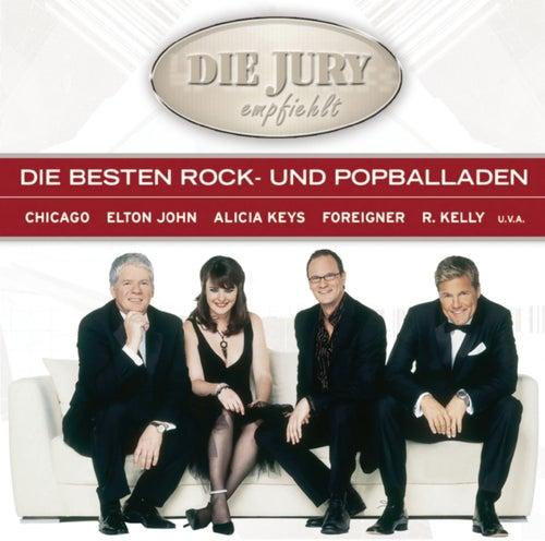 Die Jury - Die besten Rock-Popballaden de Various Artists
