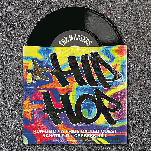 The Masters Series: Hip Hop fra Various Artists