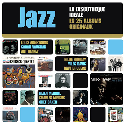 The Perfect Jazz Collection - 25 Original Albums de Various Artists