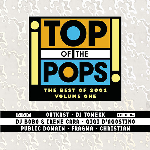 Top Of The Pop's Vol. 1/2001 de Various Artists