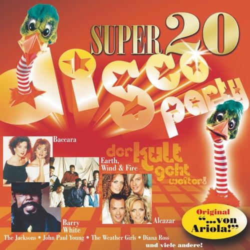 Super 20 - Discoparty von Various Artists