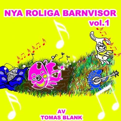 Nya Roliga Barnvisor, vol.1 by Piccolo-ensemblen