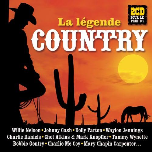 La Légende Country de Various Artists