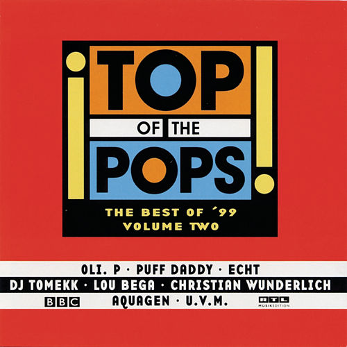 Top Of The Pop' s Vol. 2/'99 van Various Artists