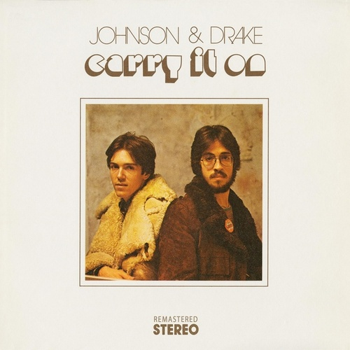 Carry It On (Remastered) de Johnson