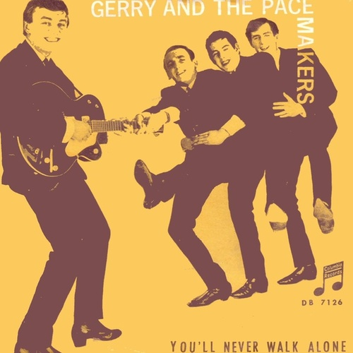 You'll Never Walk Alone fra Gerry and the Pacemakers