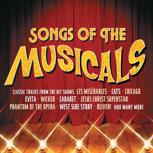 Songs Of The Musicals by Various Artists