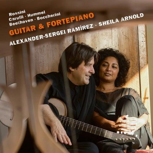Guitar & Fortepiano by Alexander-Sergei Ramírez